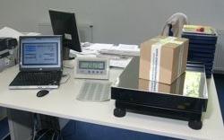 Balanzas de Plataforma de la serie PCE-TS