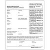 Certificado de calibración ISO para las Balanzas de Plataforma.