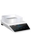 Balanzas de precisión LX-1220M con rango de pesaje hasta 1.220 g, precisión 1 mg, salida de interfaz RS232C y USB, pesaje de animales