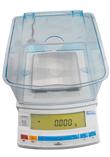Balanzas de precisión UW-820H rango de pesaje hasta 820 g, precisión 0,001 g, tecnología Unibloc, verificables, función cuentapiezas