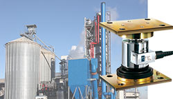 Gran selección de balanzas para silos / tolvas