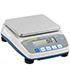 Balanza compacta de la serie PCE-BSH con cómputo de piezas, con dos rangos de 6000 g y 10000 g.