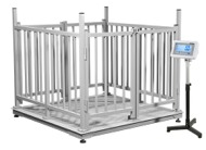 Plataformas de Pesaje de uso industrial