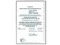 Certificado de calibración para las básculas de veterinarios.