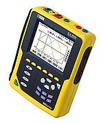 Analizadores de potencia CA8332B-MN93 con 4 entradas de tensión, 4 entradas de corriente, modo Inrush, pinza MN93
