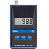 Barómetros serie GDH 200 selección de rango automático, calibración del punto cero, unidades de medición: mbar, mmHg, bar, PSI