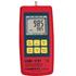 Barómetros serie GMH 3181 mide sobrepresión, depresión y presión diferencial, integra un sensor de presión relativa, para aire y gases no ionizantes