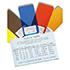 Calibradores / Set de 5 galgas de calibración STDSHIMS
