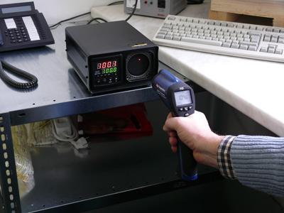 Uso de los calibradores