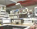 Los comprobadores de superficies se comprueban en laboratorios externos.