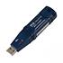 Data logger PCE-HT71 tienen memoria interna de 32000 valores, miden la temperatura, la humedad