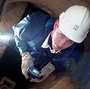 Con estos detectores de fugas Tetra puede medir hasta cuatro tipo de gases simultáneamente, para protección personal.