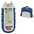 Detectores de humedad absoluta PCE-MMK 1 con medición incisiva y no incisiva, materiales de construcción y papel, sondas externas e internas