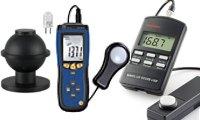 Detectores de luz para profesionales.