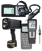 Detectores de vibración para inspección y mantenimiento para profesionales