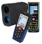 Distanciómetros para determinar distancias con precisión.