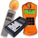 Dosímetros de radiación para profesionales