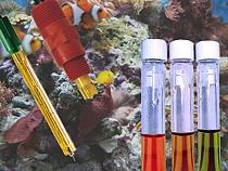 En la acuariofilia también es necesario un control del valor pH.