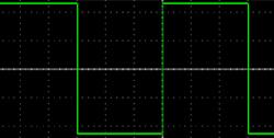 Imagen de señal de los generadores de funciones