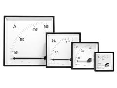 Indicadores analógicos para profesionales para la inspección y control