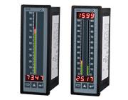 Indicadores digitales con gráficos de barra para profesionales para la inspección y control