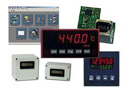 Indicadores digitales para profesionales para la inspección y control