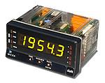 Indicadores de temperatura MICRA-M para una amplia variedad de señales de entrada, temperatura, procesos