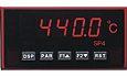 Indicadores de temperatura PAX-T  para termoelementos y sensores de resistencia, ampliable a través de tarjeta.