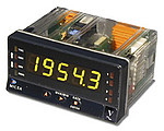 Indicadores de tensión MICRA-E con función Hold, configuración de la etapa de entrada