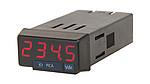 Indicadores de tensión PICA-E para la medición de V, A en continua o alterna totalmente programable