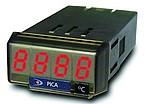 Indicadores de tensión PICA-P para la medición de voltios, mA y mV en continua, amperios DC