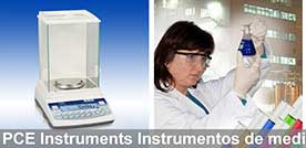 Instrumentos de medida para profesionales