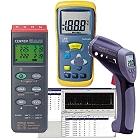 Lectores de temperatura para el uso profesional.