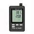 Lectores de temperatura sin contacto PCE-HT-110 con logger de datos y display.
