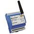 Logger de datos sistemas de alarmas por SMS inalámbrico con entradas analógicas y digitales para tarjeta SIM normal
