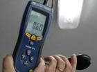El luxómetro PCE-172 se puede utilizar para mediciones en industria y taller.