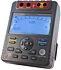 Medidores de aislamiento PCE-UT 512 para mediciones con prueba de tensión hasta 2500 V, prueba Pass/Fait, prueba de polarización.