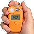 Medidores de gases Gasmann-N para la protección personal (EEx ia (d) IIC T3/T4) de manera individual.