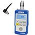Los medidores de espesores PCE-TG120 son para diferentes materiales, con sonda especial para bordes, cantos y tuberías.