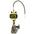 Medidores de espesores PCE-THM 20 para medir películas y diapositivas, cumple la ISO 4593, resolución estándar 0,0002 mm