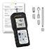 Medidores de fuerza PCE-FM 50N-ICA para fuerzas de tracción y compresión, rango hasta 50 N, interfaz USB, función PEAK