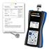 Medidores serie PCE-DFG NF K incl. certificado de calibración ISO
