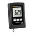 Medidores de pH PCE-PHM 14 con memoria momentánea del valor / posibilidad de conexión de varios electrodes / uso amplio