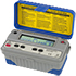 Megóhmetros PCE-IT111 con carcasa robusta, con un max. de 8GΩ