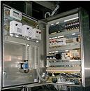 Multímetros analógicos para la medición en armarios eléctricos.