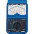 Multimetros analógicos Metrix MX1 con protección contra sobretensiones y salpicaduras de agua IP 65