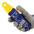Detectores de tensión PCE-LCT 2 hasta 80A AC / DC, medición voltaje 600 V, salida analógica