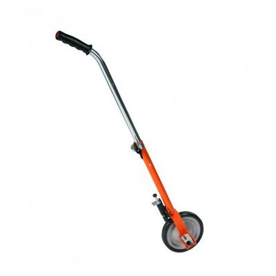 Odómetros 12014000 de pequeñas dimensiones, rango hasta 9.999,9 m, tamaño de la rueda 50 cm