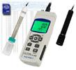 Peachimetros con sonda combinada para determinar también la salinidad