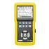 Pinzas de corriente C.A 8230 con rango hasta 65000 A, THD, armónicos, registro de datos, software